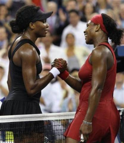 Tennis-Venus and Serena Williams (2002-Present)