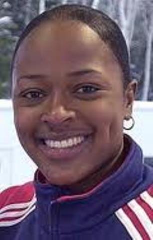 Vonetta Flowers, Olympian