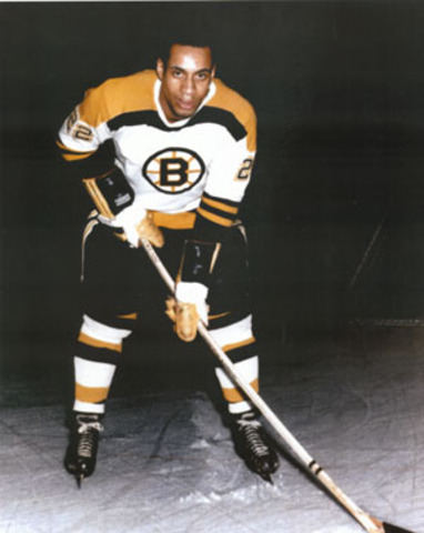 NHL-Willie O'Ree (1958)