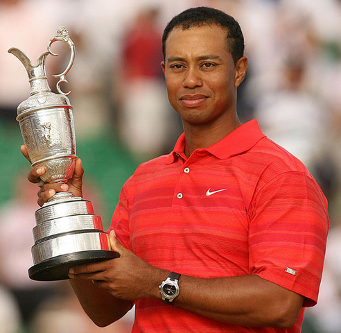 Golf Champion-Tiger Woods (1997-Present)