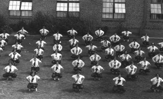 women's physical education