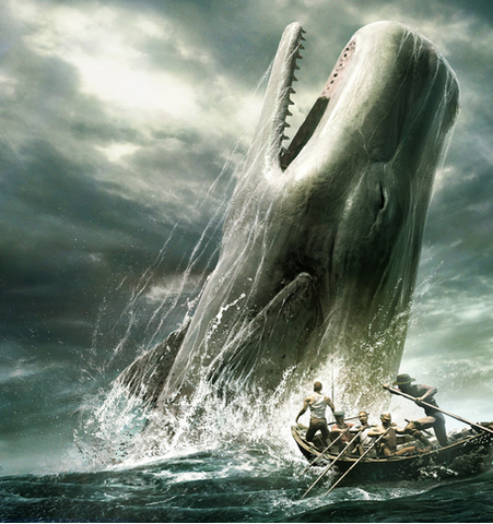 Moby Dick-novel
