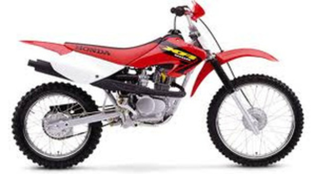 is when i got my 2nd dirtbike