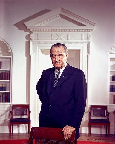 Lyndon B. Johnson (EEUU)