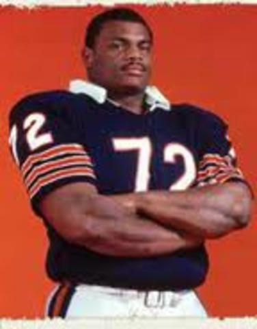 Drafted William Perry