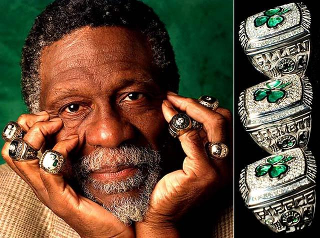 Bill Russell First African American Coach