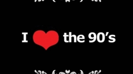 The 1990's timeline