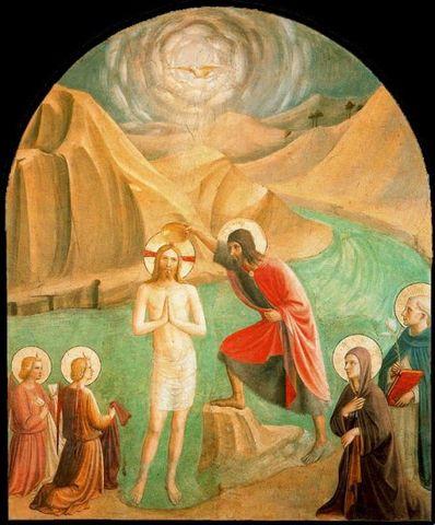 Bautismo de Jesús (8 de enero)