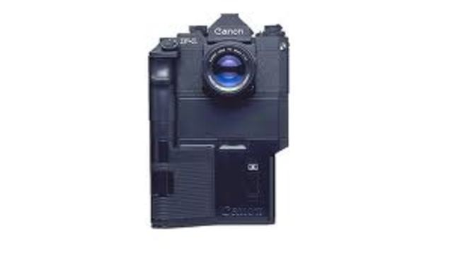 Canon Digital Electronic Camera