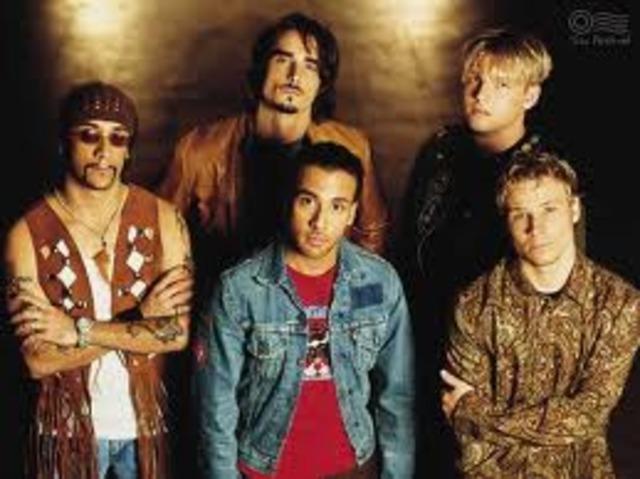 Sports and Music: Backstreet Boys