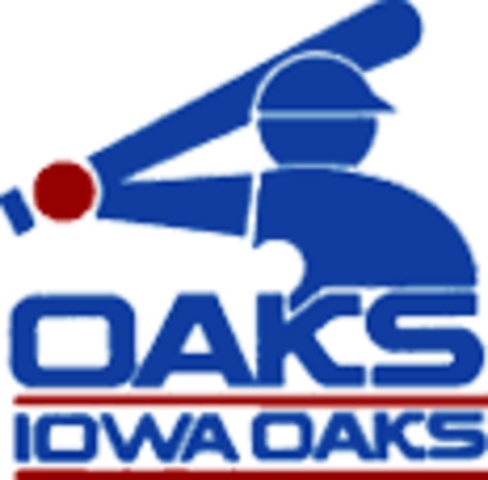 Becomes Manager of Triple-A Iowa Oaks