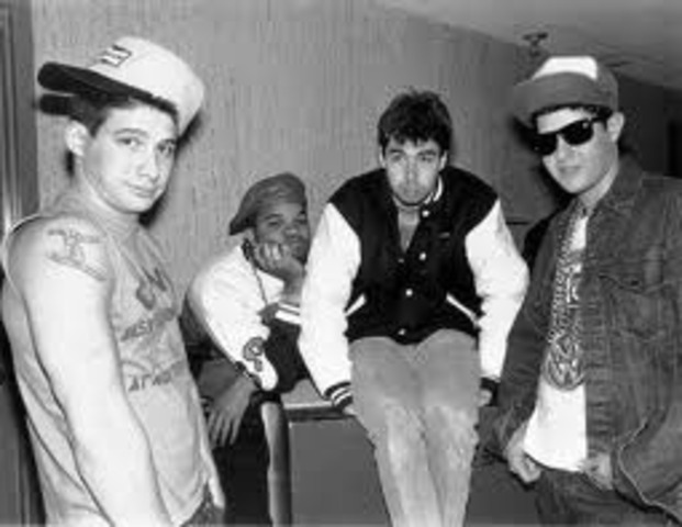 The Beastie Boys are just way too ill.