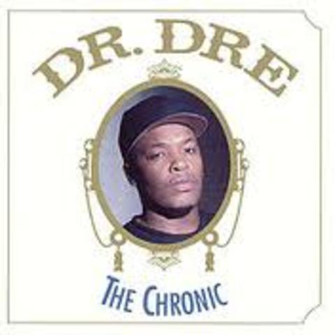 Dr. Dre's Chronic goes Multi-Platinum
