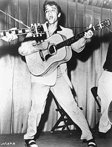 Presley staged a television special simply called Elvis.