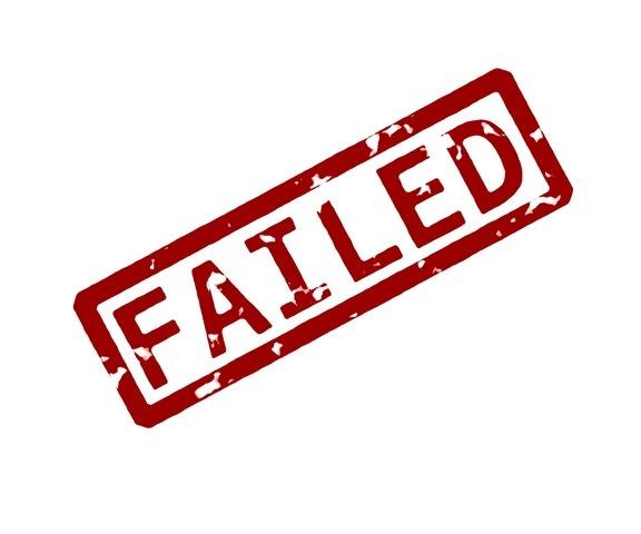 stock exchange fail