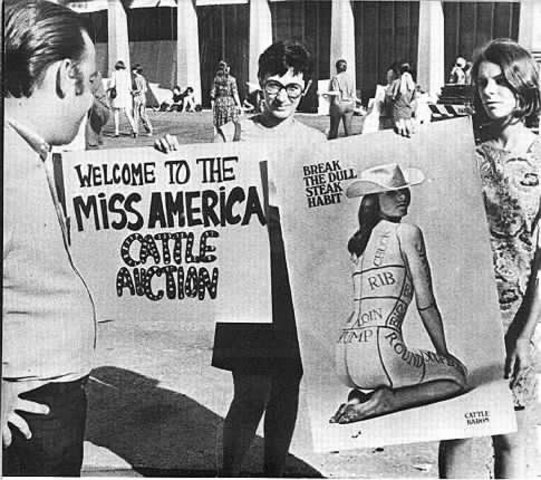 World Events: Miss America Protest