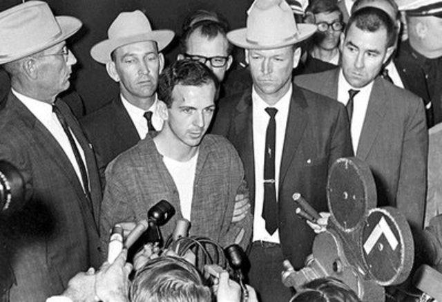 World Events: Lee Harvey Oswald Assassination