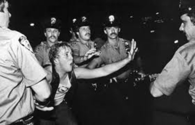 World Events: Stonewall Riots