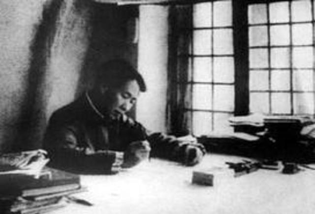 Mao zedong established party