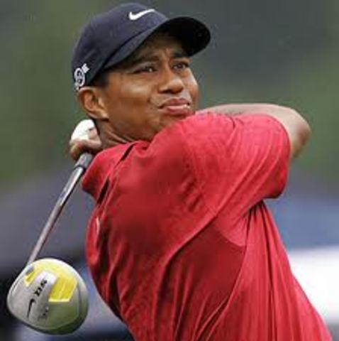 Sports and Music: Tiger Woods