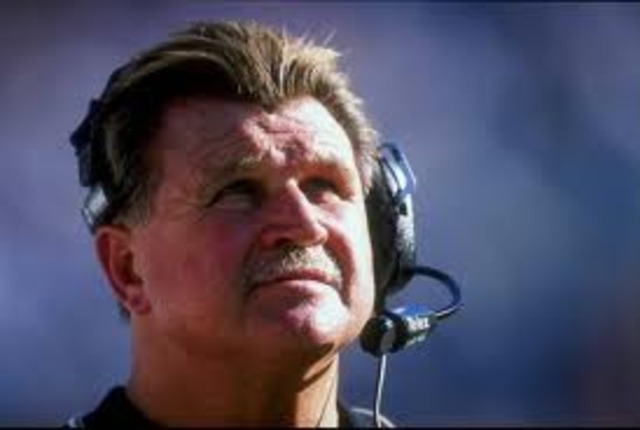 Mike Ditka was inducted to the Hall of Fame