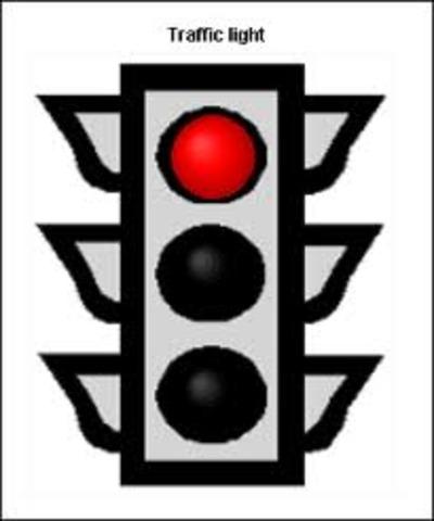 Garrett A. Morgan created the traffic light