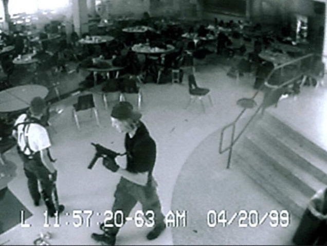 Science and technology: columbine massacre