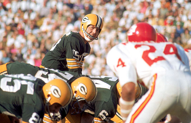 Packers Win Super Bowl I
