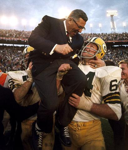 Packers Win Super Bowl II