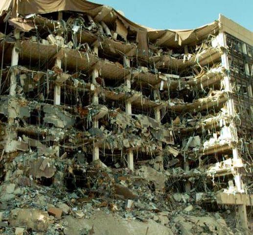 World Events: Oklahoma City Bombing