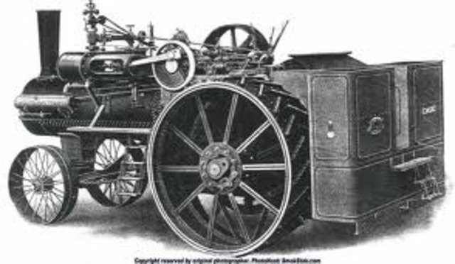 The First Thrashing Machine - Andrew Meikle