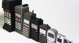History of the Mobile Phone timeline
