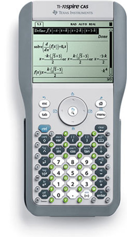 Calculator Section of Free Response
