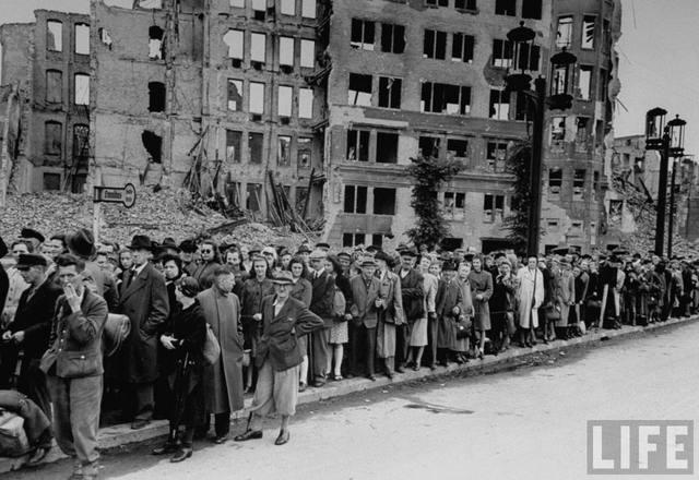 Soviet Union launches final push on Berlin
