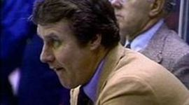 Herb Brooks Management timeline