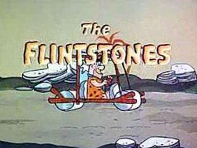 Debut of The Flintstones