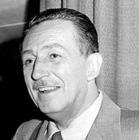Walt Disney's death