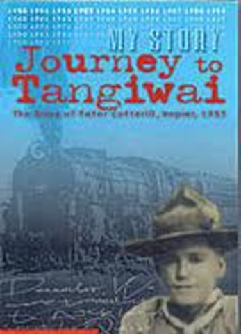 the journey to tangiwai