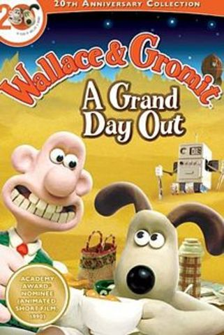 Wallace and Gromit debut