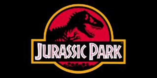 Jurassic Park released
