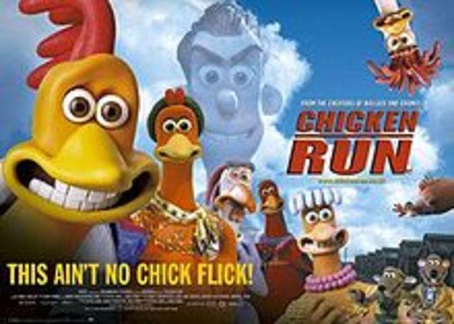 Chicken run released
