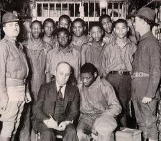 The international labor defense ild and the scottsboro case