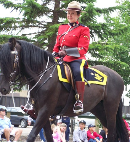 First Women recruited to RCMP
