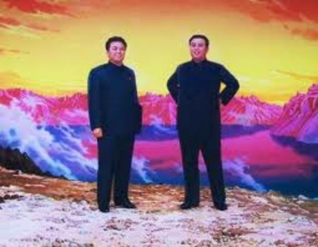 Kim Il-Sung Dies