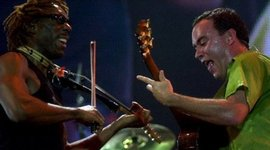 Dave Matthews Band Album Releases timeline