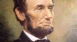 Lincolns Presidency  timeline