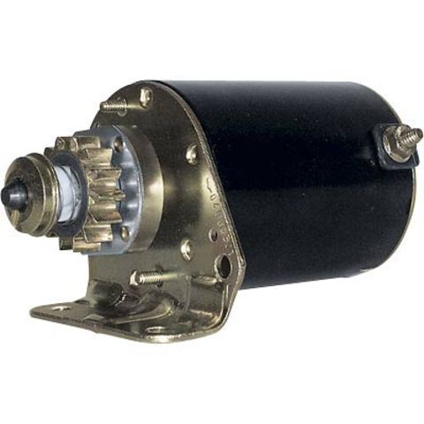 Electric Starter Introduced