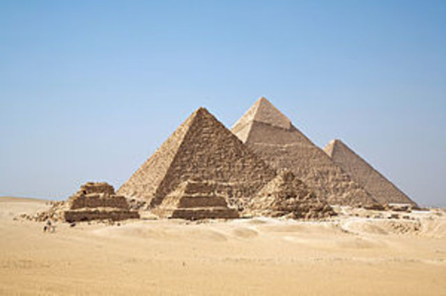 Los druidas u los Egipcios