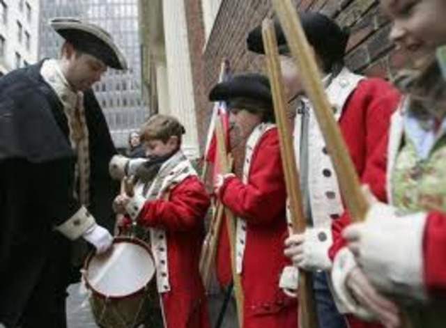 What if Crispus was not killed at the Boston Massacre.