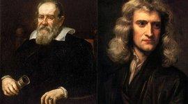 Galileo, Newton timeline